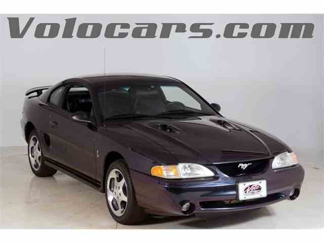 1996 Ford Mustang | 1000885