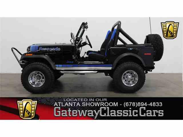 1980 Jeep CJ7 | 1008856