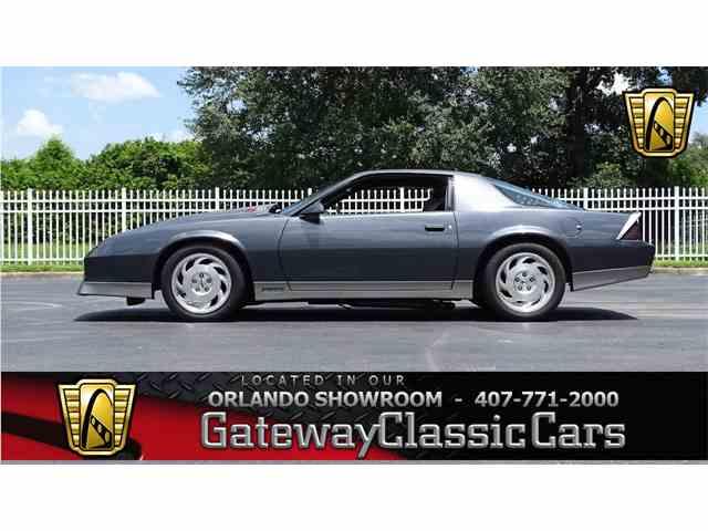 1986 Chevrolet Camaro | 1008869