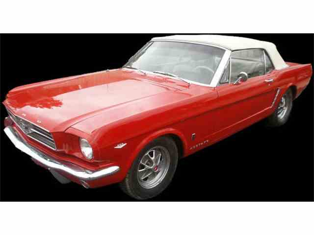 1965 Ford Mustang | 1000887