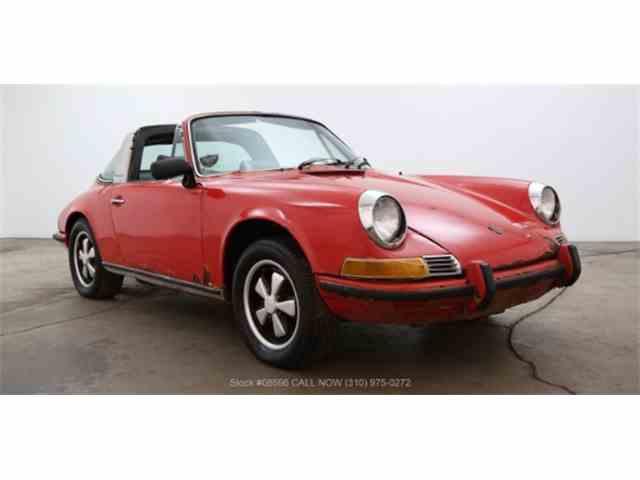 1972 Porsche 911   1008870