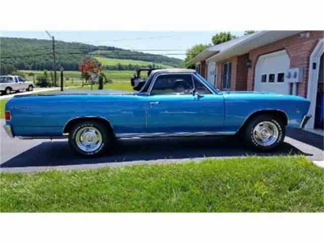 1967 Chevrolet El Camino   1008872