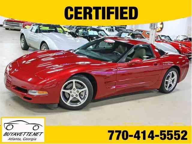2004 Chevrolet Corvette | 1008891
