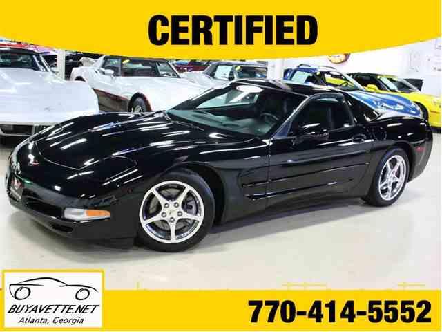 2004 Chevrolet Corvette | 1008892
