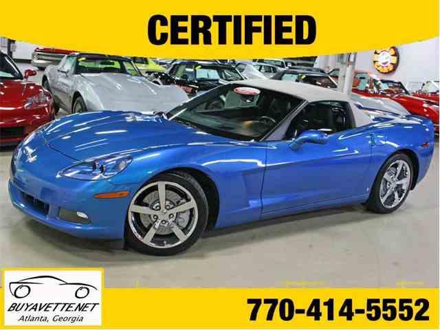 2008 Chevrolet Corvette | 1008893