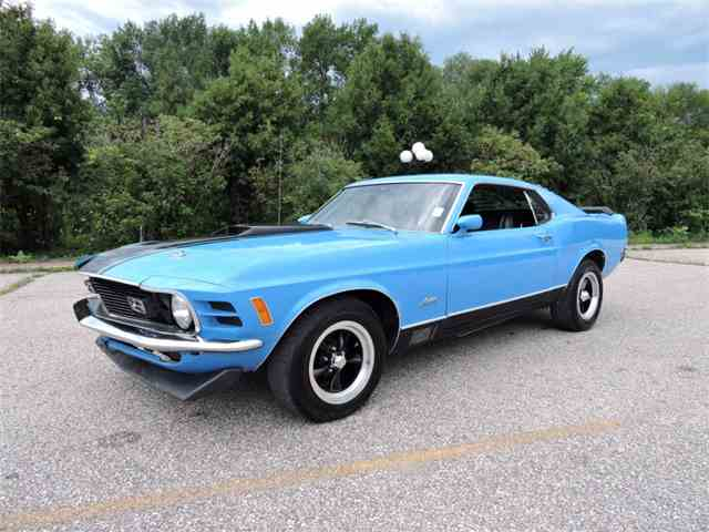 1970 Ford Mustang | 1008908