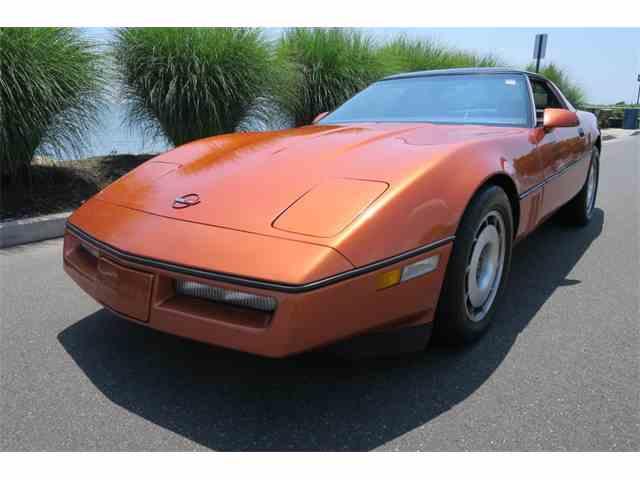 1987 Chevrolet Corvette | 1000891