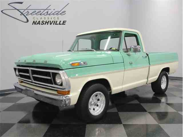 1970 Ford F100 | 1008911