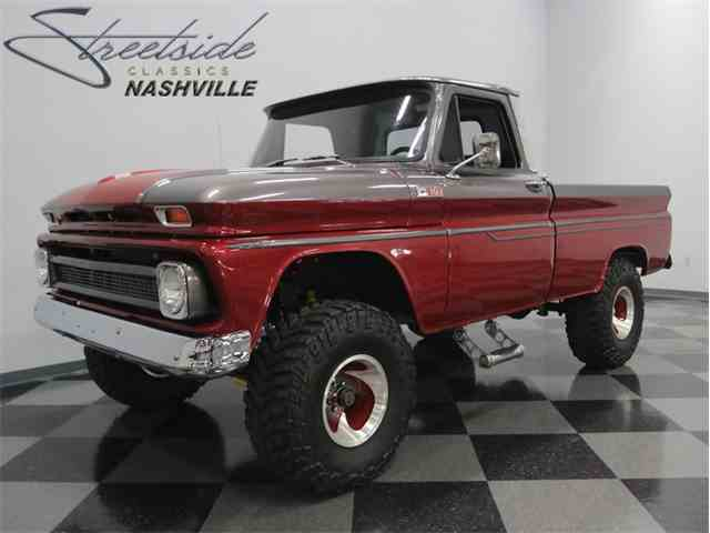 1965 Chevrolet K-10 | 1008915