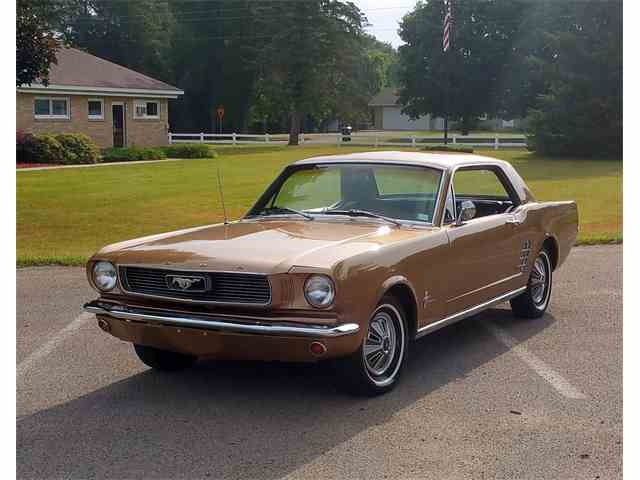 1966 Ford Mustang | 1008929