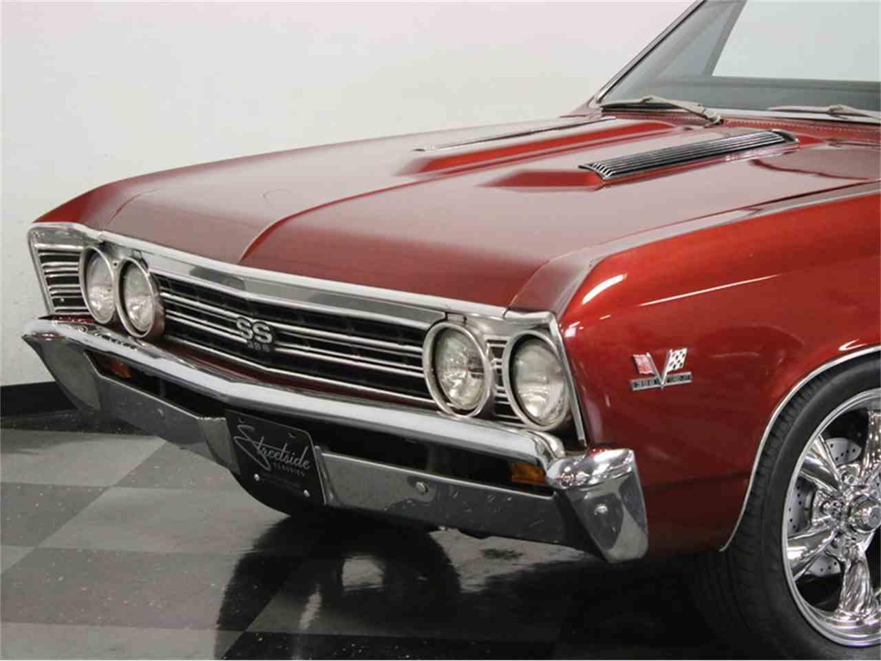 1967 Chevrolet Chevelle SS for Sale | ClassicCars.com | CC-1008934