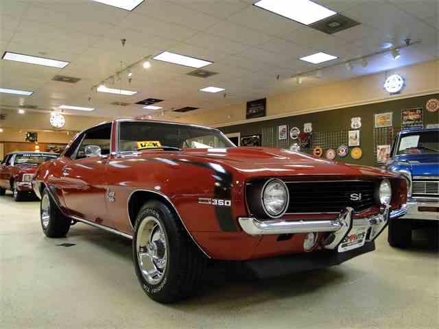 1969 Chevrolet Camaro   1008938