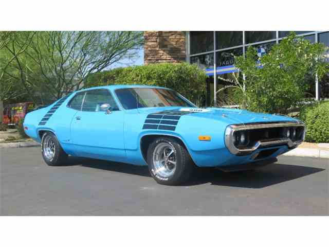 1972 Plymouth Road Runner 400ci | 1008948