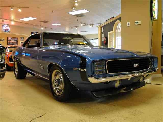 1969 Chevrolet Camaro   1008958