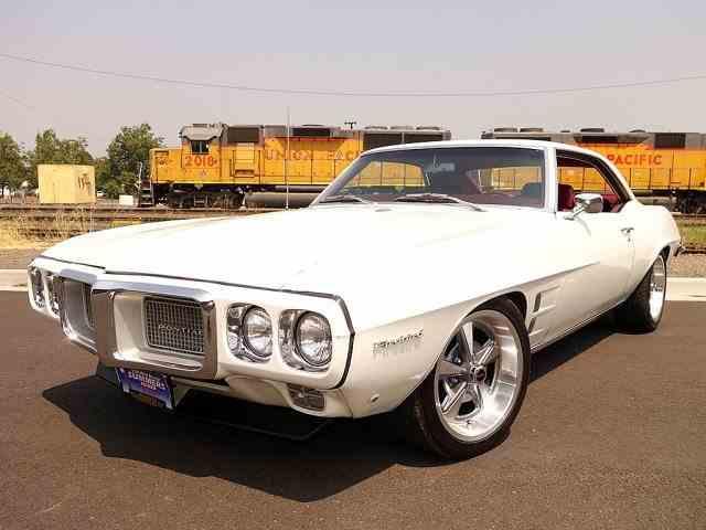 1969 Pontiac Firebird | 1008968