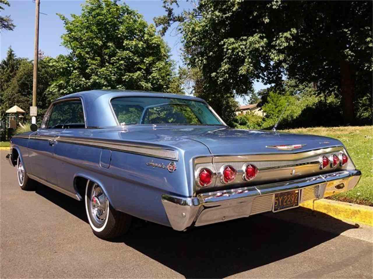 1962 Chevrolet Impala SS 409   Classic Cars of Sarasota  Impala Ss 1962