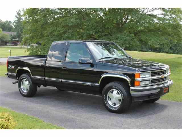 1996 Chevrolet Silverado | 1008979