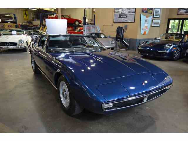 1970 Maserati Ghibli 4.7L Coupe | 1008988