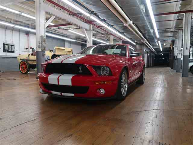 2008 Ford Mustang Shelby GT500 | 1008989
