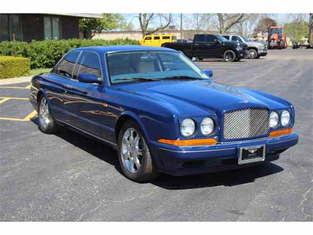 1993 Bentley Continental | 1000009