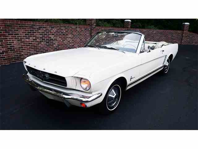 1965 Ford Mustang | 1000901