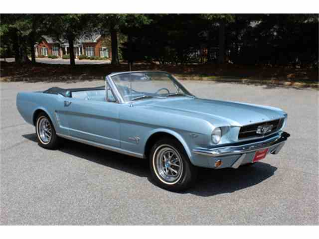 1965 Ford Mustang | 1009010