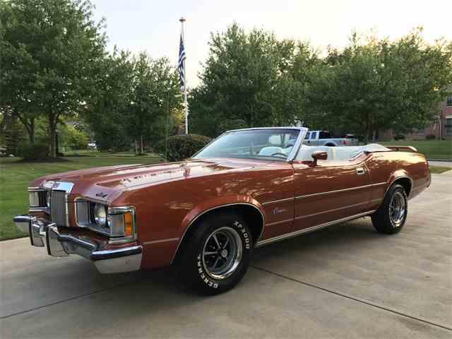 1973 Mercury Cougar XR7   1009013