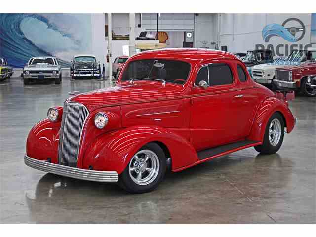 1937 Chevrolet Coupe | 1009015