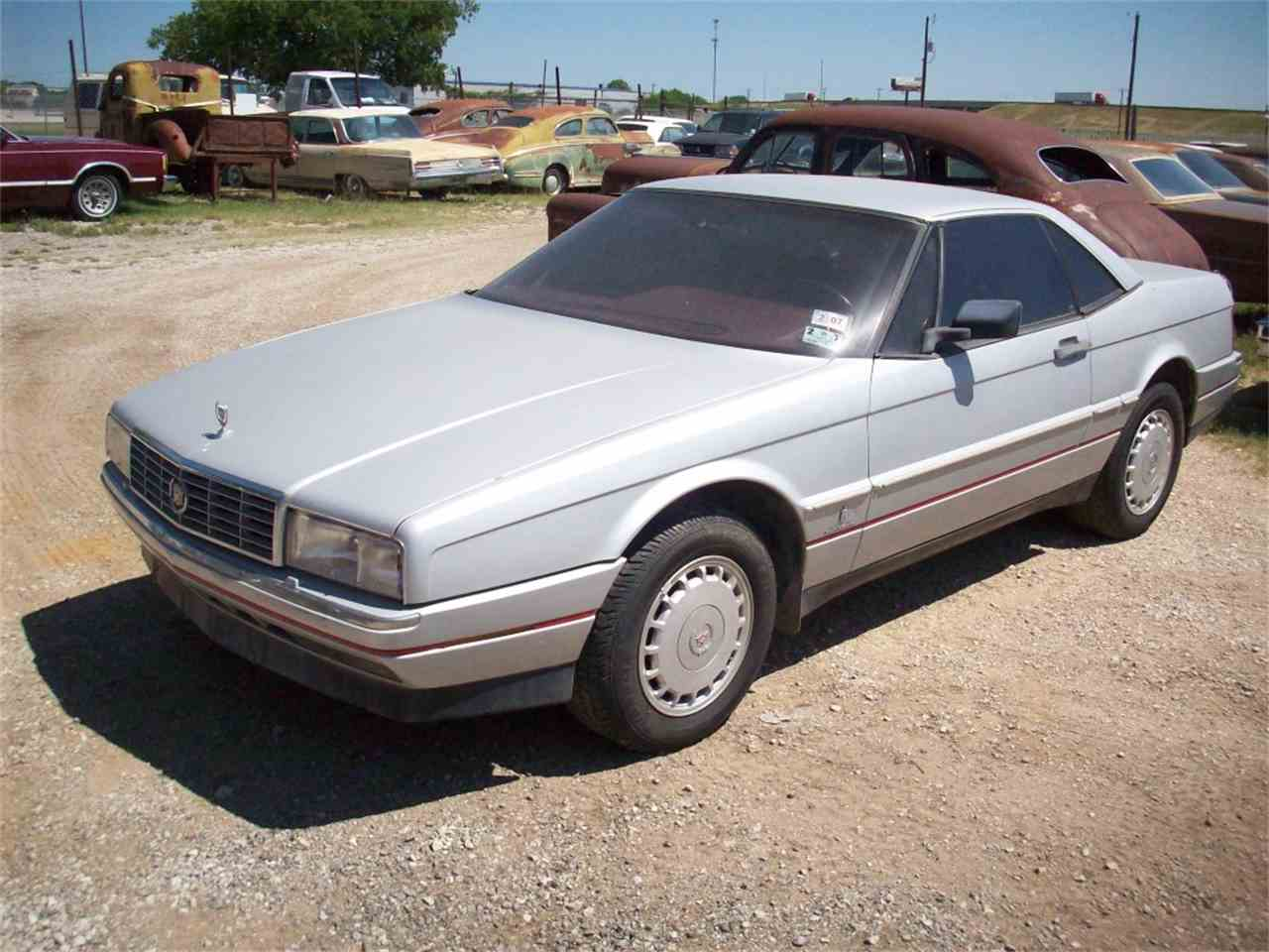 1987 Cadillac Allante for Sale - CC-1009025
