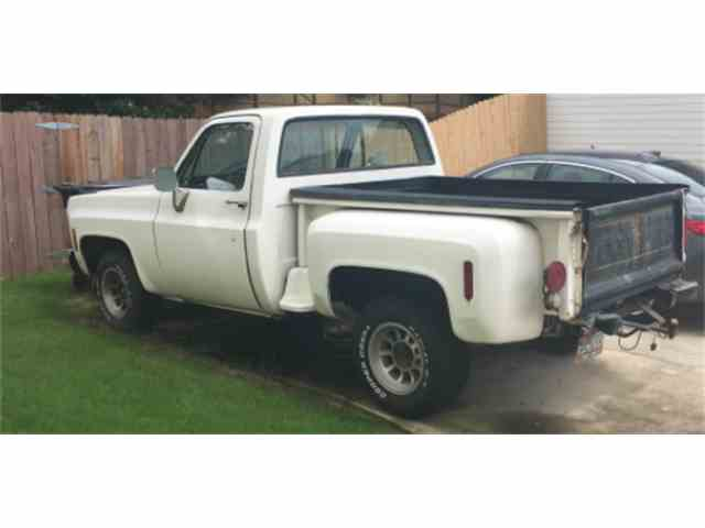 1973 Chevrolet C/K 10 | 1009030