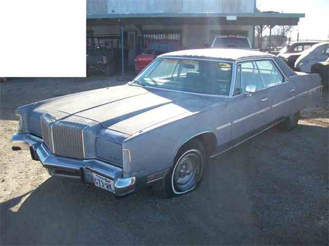1977 Chrysler New Yorker | 1009032