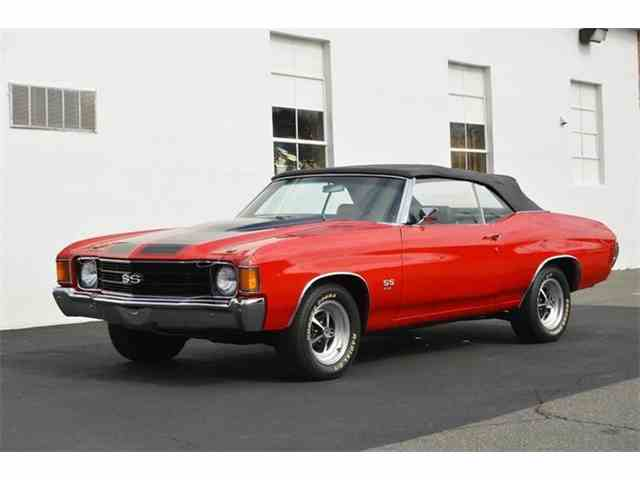 Picture of Classic 1972 Chevrolet Chevelle Offered by Mutual Enterprises Inc. - LMKQ