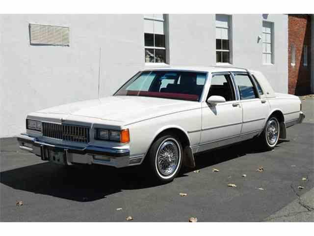 1986 Chevrolet Caprice | 1009037