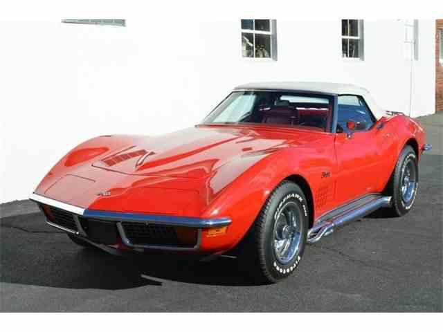 1972 Chevrolet Corvette | 1009040