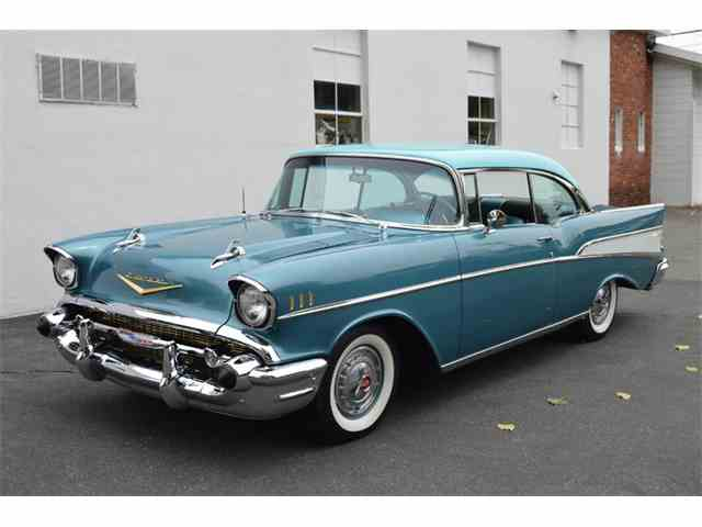 1957 Chevrolet Bel Air | 1009043