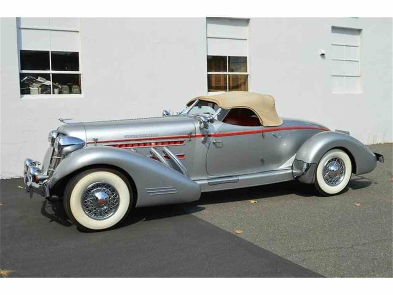 1936 auburn speedster for sale cc 1009051 for Springfield registry of motor vehicles