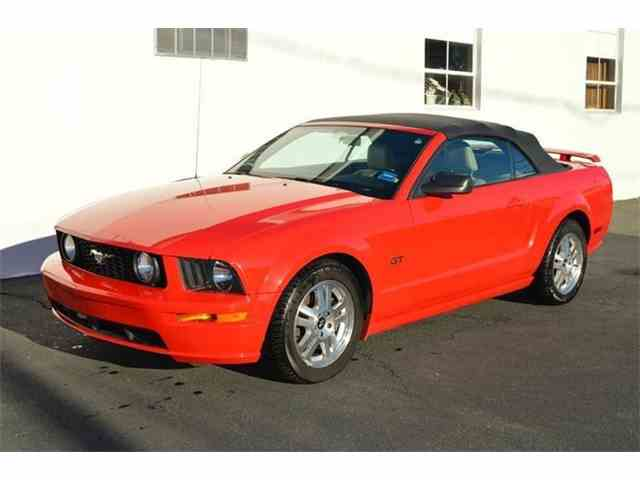 2007 Ford Mustang | 1009056