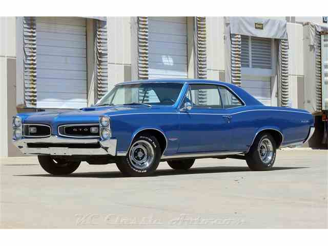 1966 Pontiac GTO 389 Tri Power Complete Restoration | 1000906