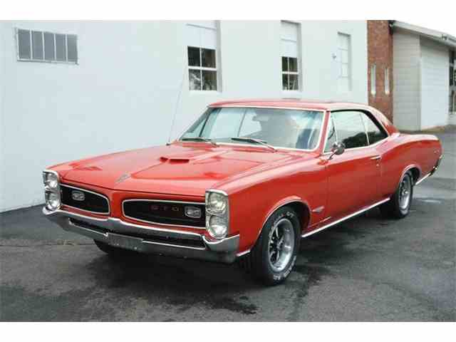 Picture of Classic '66 GTO Offered by Mutual Enterprises Inc. - LMLL