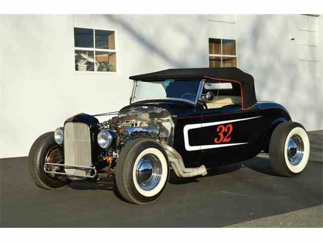 1932 Ford Hot Rod Convertible | 1009069
