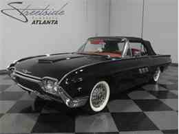 1963 Ford Thunderbird Sports Roadster for Sale - CC-1000907