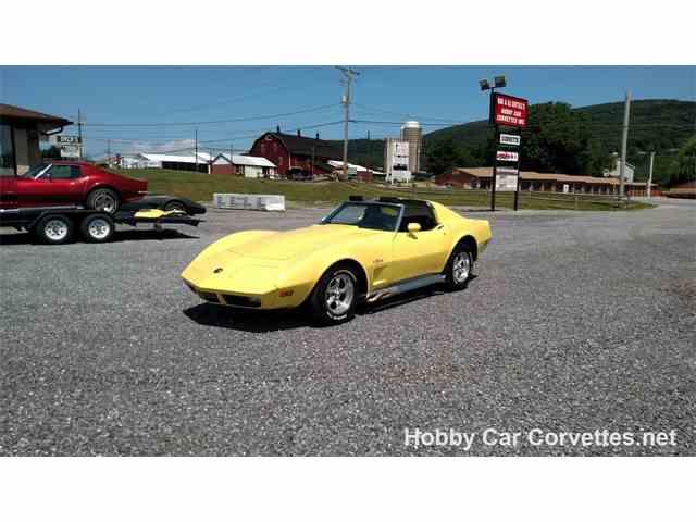 1974 Chevrolet Corvette | 1009074