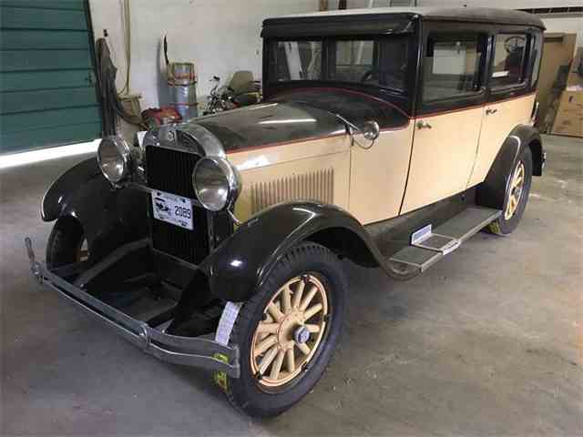 1928 Essex Super Six Vintage 4 door | 1009083