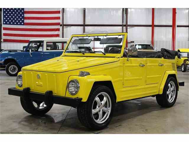 1973 Volkswagen Thing | 1009089