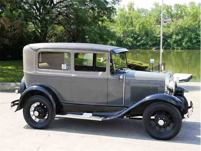 1931 Ford Model A | 1009092