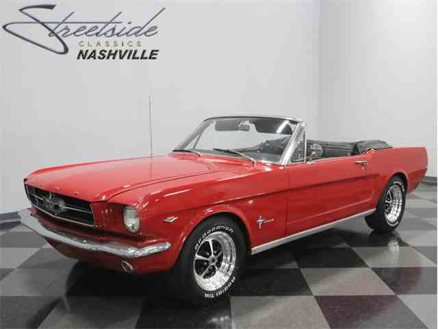 1965 Ford Mustang | 1009109