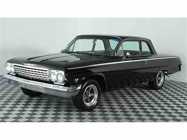 1962 Chevrolet Bel Air Custom Two-Door Sedan | 1009112