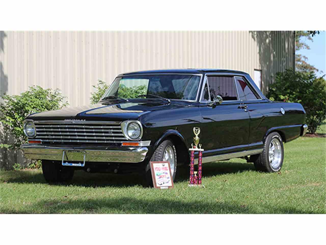 1963 chevrolet chevy ii nova ss sport coupe for sale cc 1009119. Black Bedroom Furniture Sets. Home Design Ideas