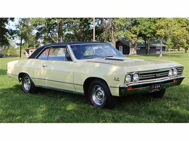 1967 Chevrolet Chevelle SS Sport Coupe | 1009121