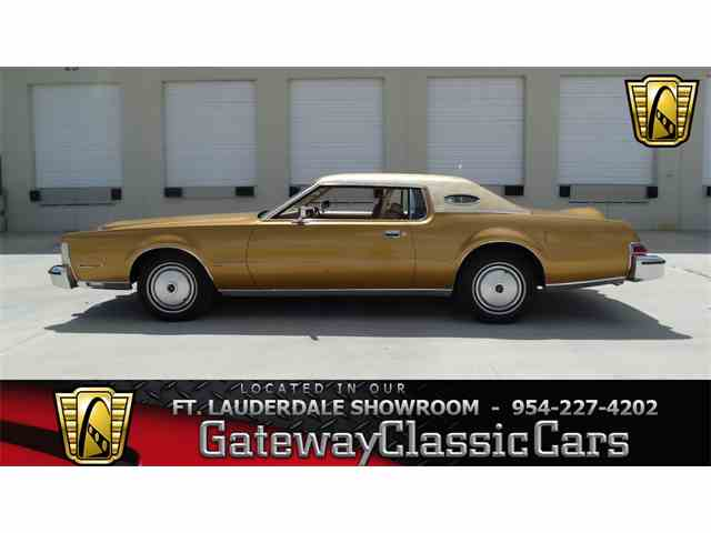 Picture of '74 Continental - LMNA
